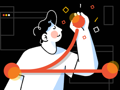 Git Branches - Blog post illustration