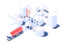 The Fuel Company D T – 5 - Illustration