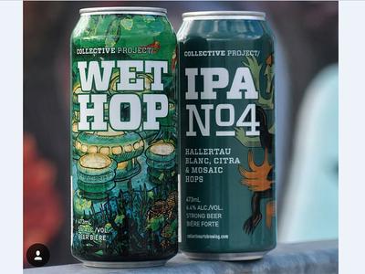 Collective Project: Wet Hop