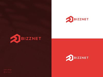 bizznet ux vector ui illustration icon graphic design minimal logo design branding