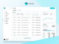 Aragon.one web app
