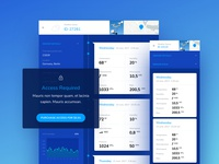 💥 Data - IOTA - DApp iota dapp crypto landing page data design ui ux currency