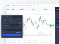 💥Crypto Traiding Platform - Concept