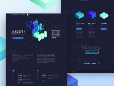 HACKETH - Ethereum Hackathon