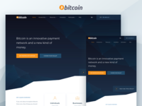 💥 Bitcoin.org - redesign