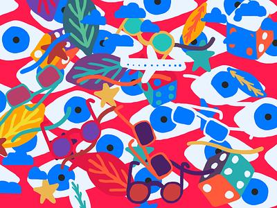 Me Gusta design motion animation colors illustration
