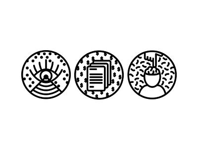 Service Icons illustration design icon