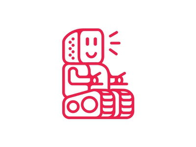 Boli robot icon