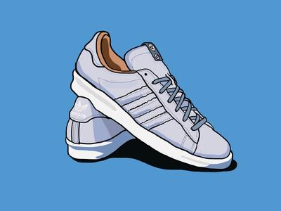 adidas originals campus 80er von highsnobiety von chus � dribbble