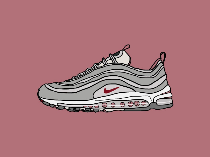 premium selection 82f12 488f0 Air Max 97