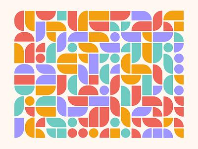 bauhaus pattern generator code bauhaus pattern