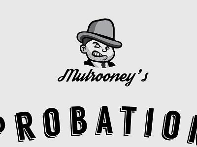 Mulrooney's Logo packaging logo graphic design branding beer design illustration