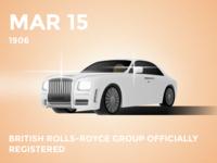 #Daily 3.15 Rolls-Royce