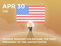 #Daily George Washington