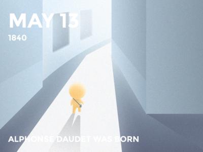 #Daily Daudet