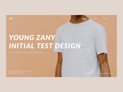 Young Zany - More Test