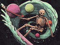 Cosmic surf