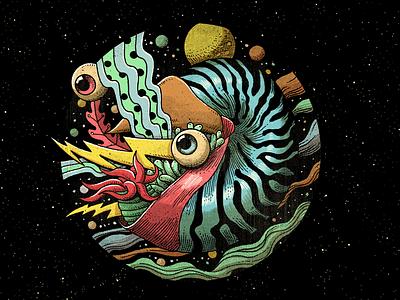 Space Nautilus