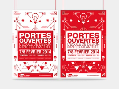 Open Days / École de design Nantes Atlantique