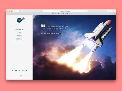Portfolio design graphic webdesign ui portfolio