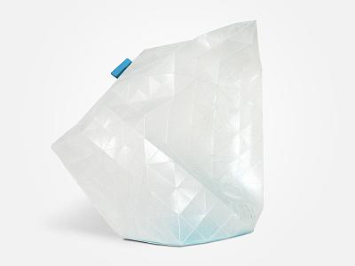 Icepack - Entre luxe et écologie design pack ecologie eau luxe monaco packaging icepack ice