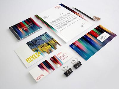 Noordbrabants Museum - Nouvelle identité musée graphique design identité nouvelle museum brabants noord
