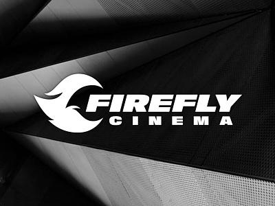 Firefly - Identity software logo fire design graphic identity firefly