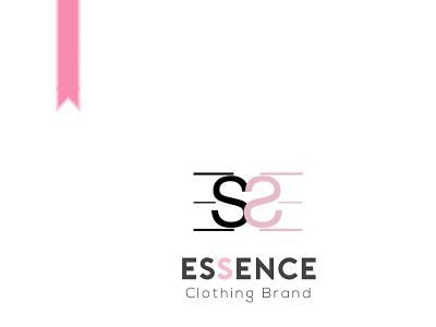 Logo Design for 'Essence' icon branding minimal logo design