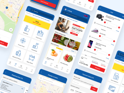 Carrefour UAE Mobile App