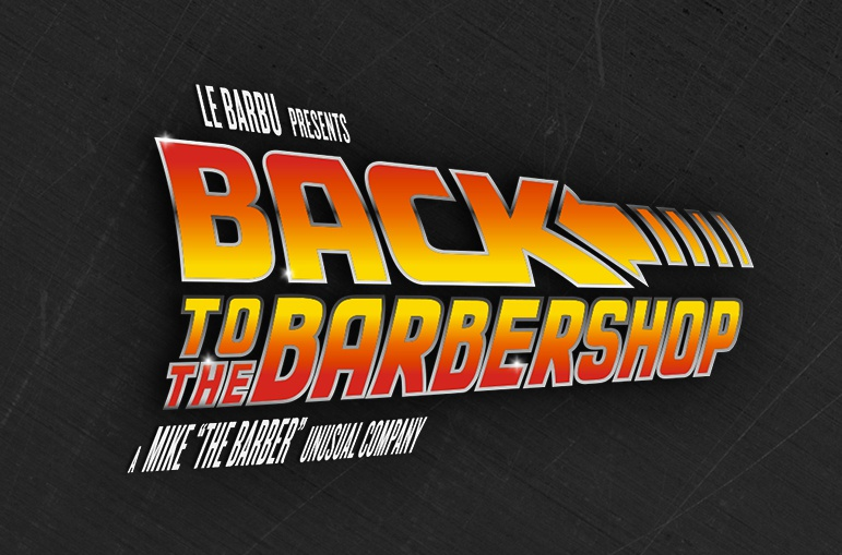Backtothebarbershop logo