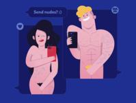 Send nudes ✏️