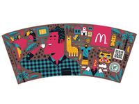 McDonald's mug