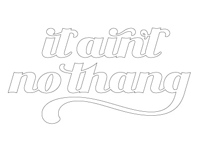 Itain tnothang new shot
