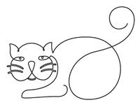 Minimal 15 - The cat