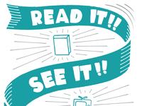 Read it, See it, Love it!