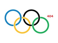 New Olympic Games Rings