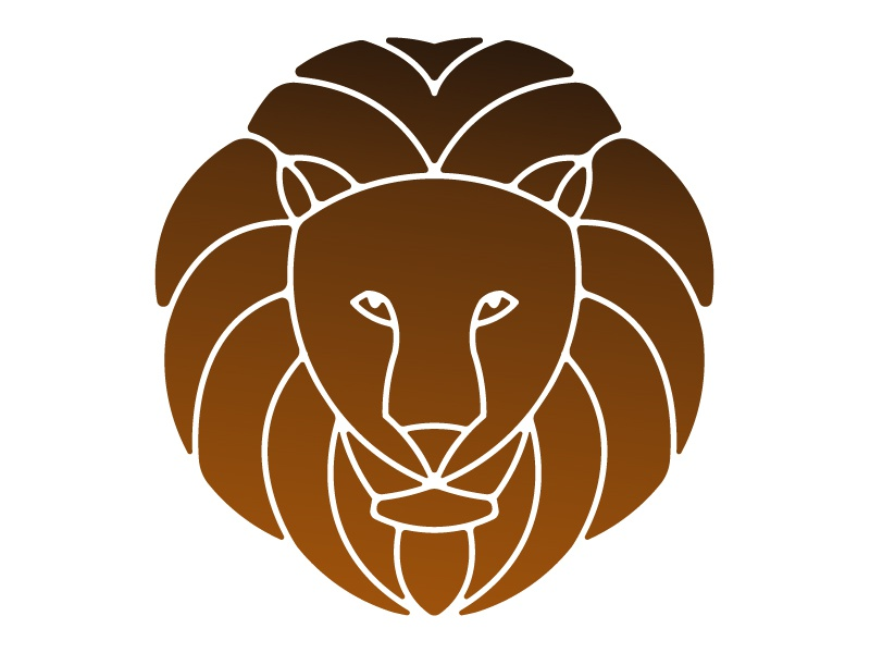 Minimal 172 illustration vector logo animal minimal minimalist yearofminimals minimals mark symbol simple lion