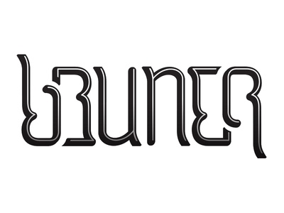 Ambigrams For Dribbblers // 4
