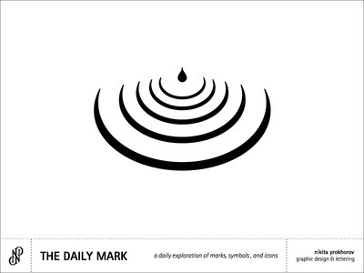The Daily Mark | 02 - Water Drop