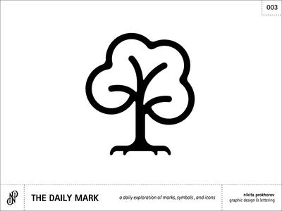 The Daily Mark | 03 - Tree