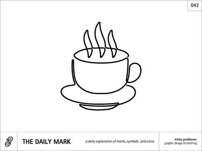 The Daily Mark 042 - Happy International Coffee Day