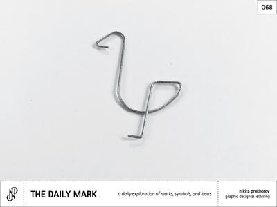 The Daily Mark 068 - Bird