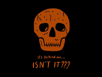Scared Skull