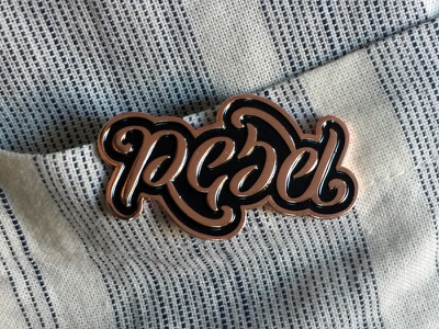 Rebel Rebel bowie for sale rebel etsy pin lettering typography type