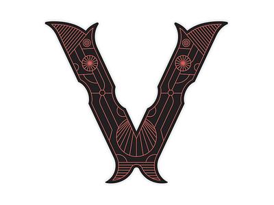 36 Days Of Type // V v hand lettering lettering typography type
