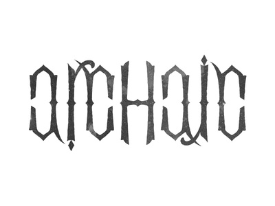 Ambigram  ambigram hand lettering lettering typography type
