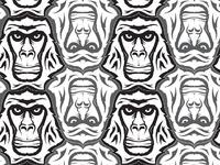 Gorilla tessellation wip1