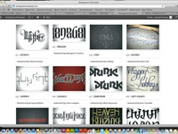 Ambigrams Revealed Website