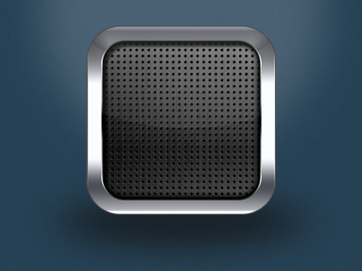 metal icon by karthick kumar dribbble
