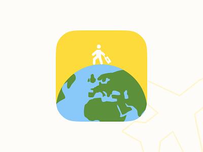 App Icon - DailyUI logo illustration ui icon design app
